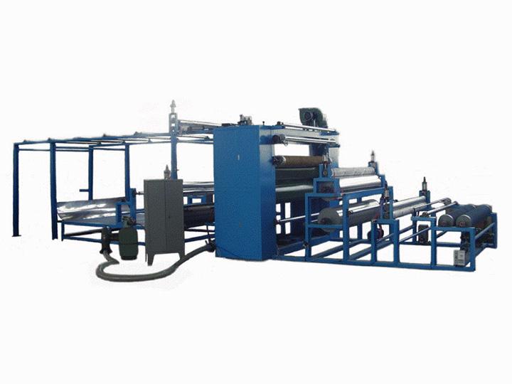 CDX-002B型PE膜无纺布专用油胶复合机