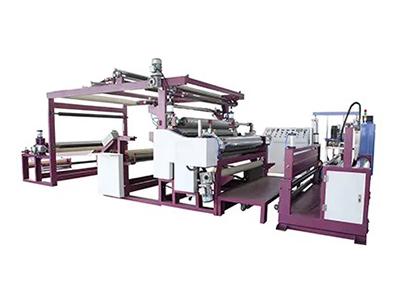 CDX-016A型PUR湿气反应热熔胶复合机