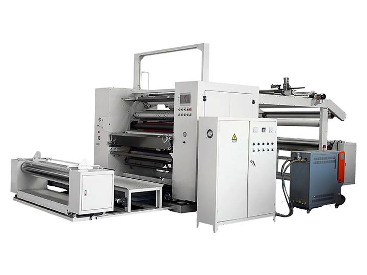 PUR胶点转移热熔胶复合机TH-PUR1800/2500